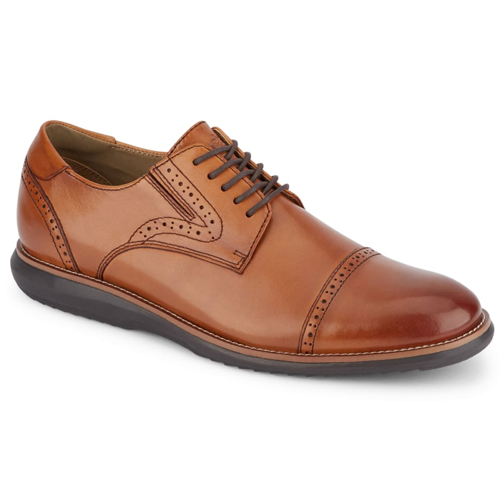 DOCKERS Men's Beecham Cap Toe Dress Shoe 9.5
