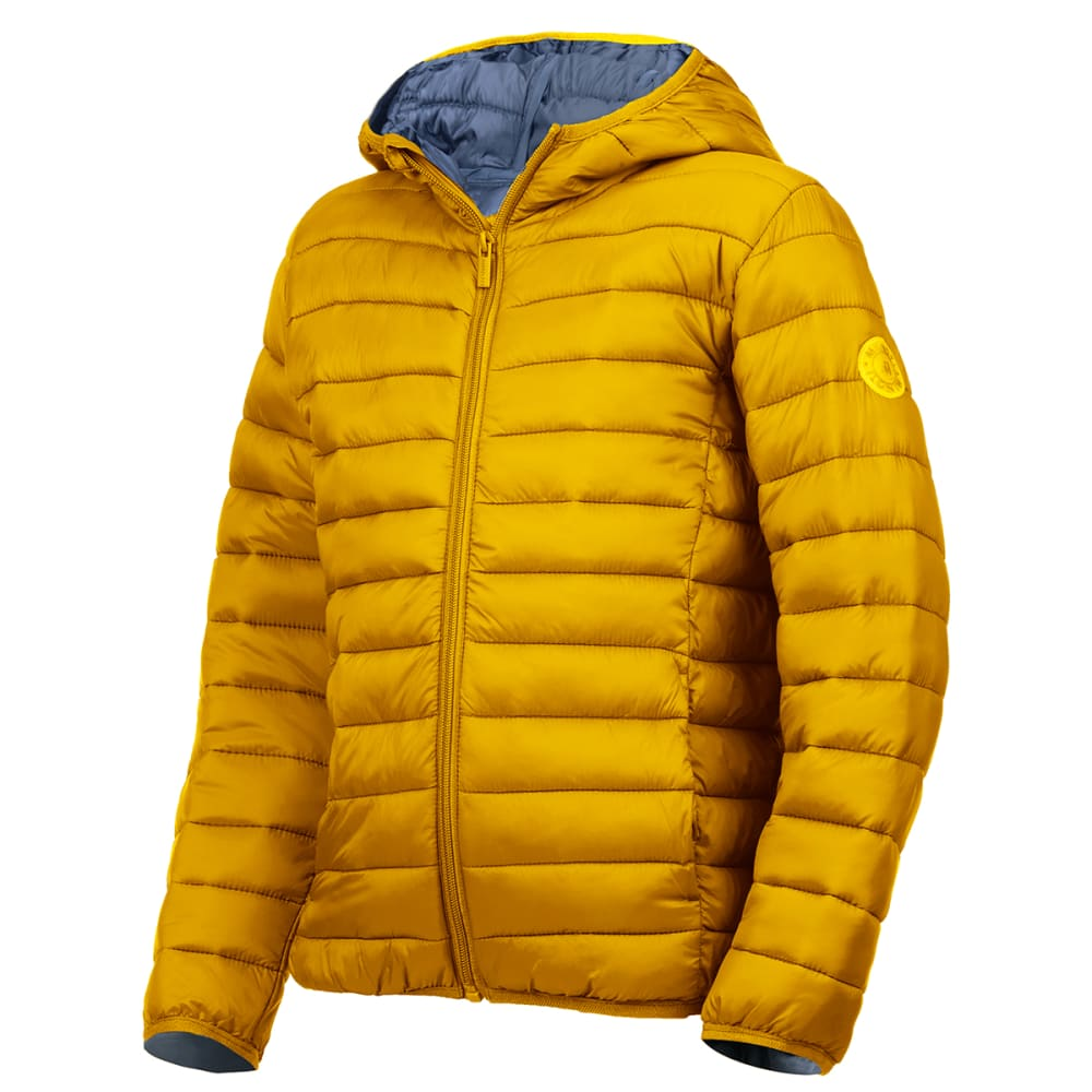 MINOTI Little Boys' Basic Puffa Jacket 5-6
