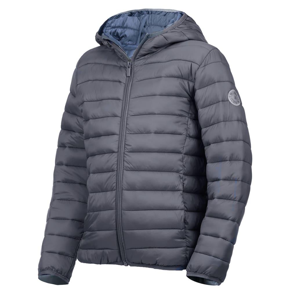 MINOTI Big Boys' Basic Puffa Jacket 9/10