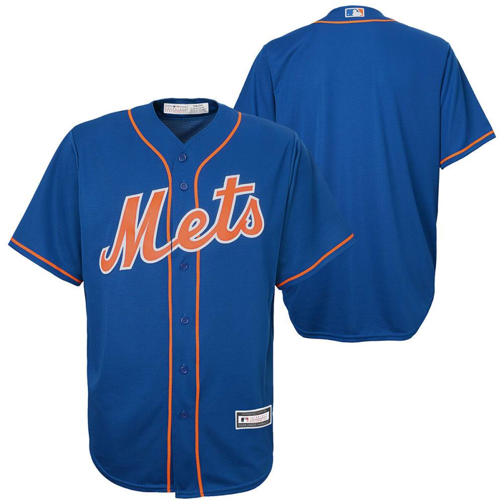 NEW YORK METS Boys' Alternate Replica Team Jersey S