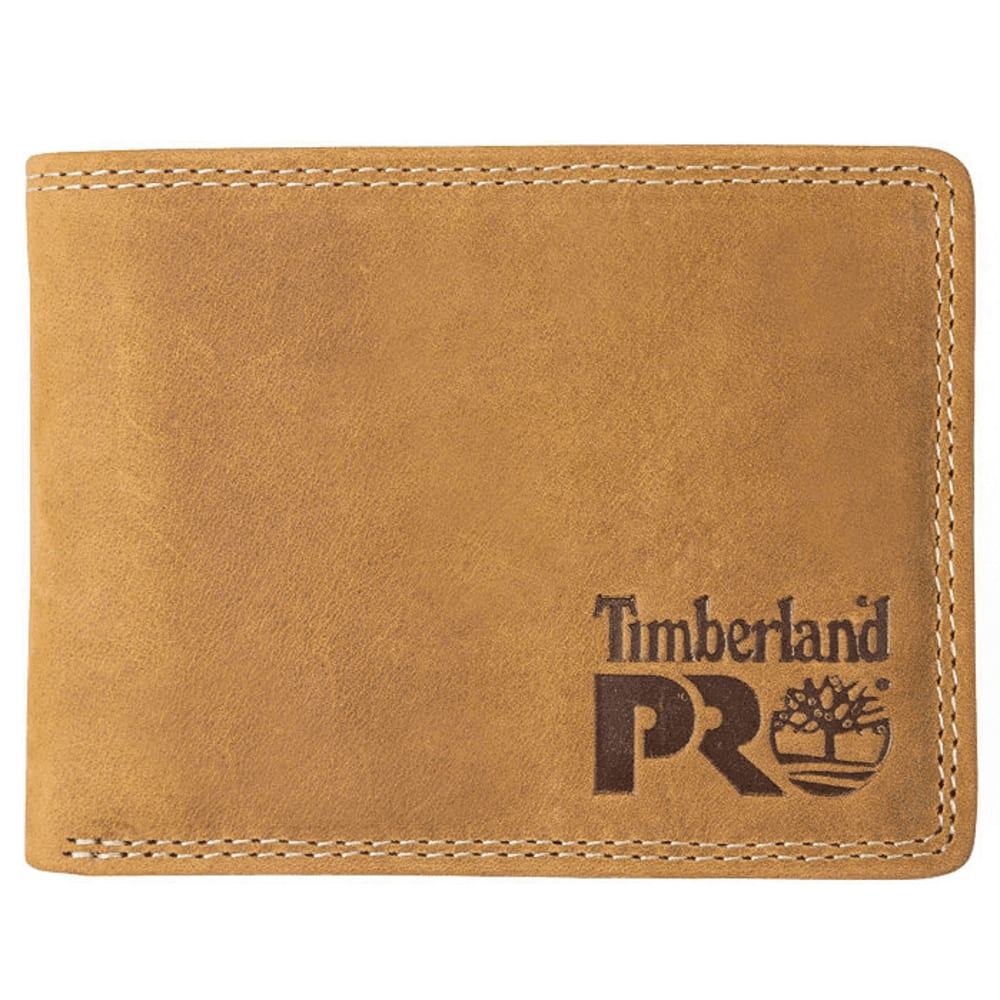 TIMBERLAND PRO Men's Pullman Passcase Wallet ONE SIZE