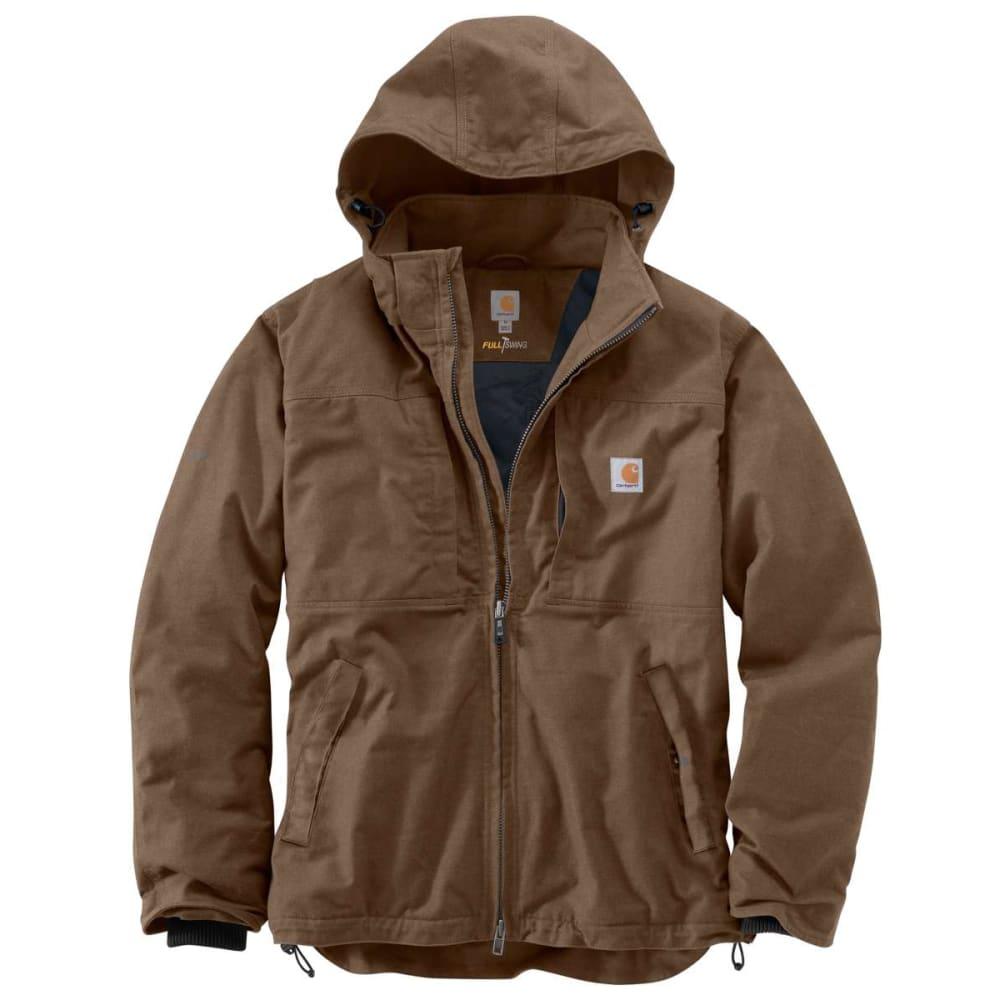 CARHARTT Men's Full Swing Cryder Jacket, Extended Sizes XLT