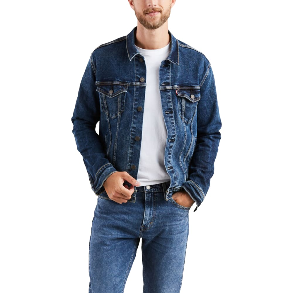 Levi's Men's Trucker Jacket - Blue, M