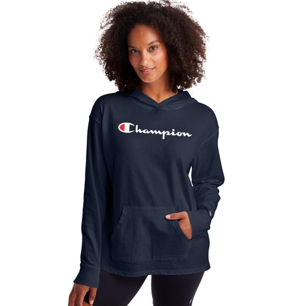 CHAMPION Women's Pullover Hoodie S