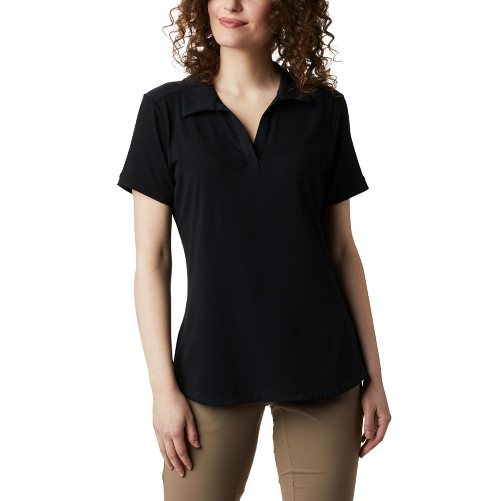 COLUMBIA Women's Essential Elements Polo Shirt S