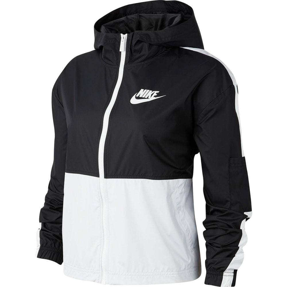 NIKE Women's Sportswear Woven Core Jacket M