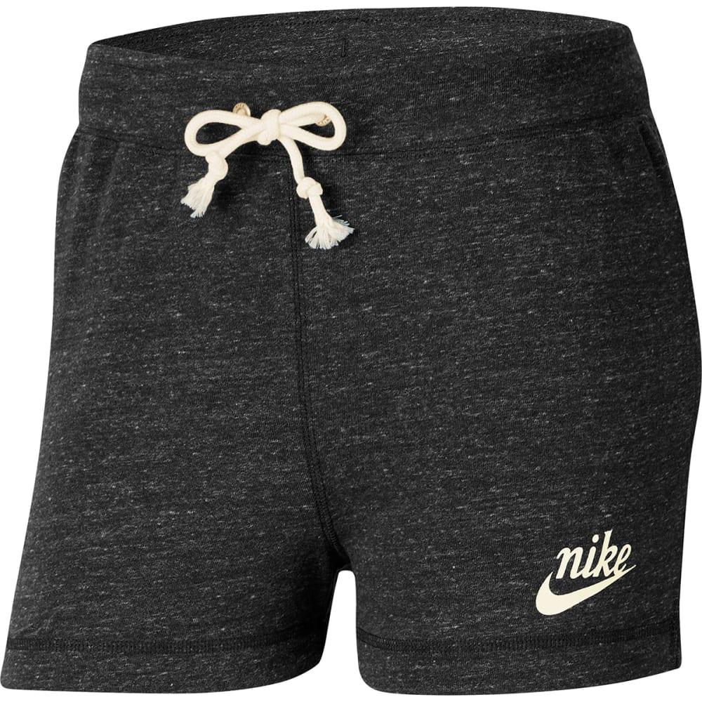 NIKE Women's Vintage Swoosh Gym Shorts S