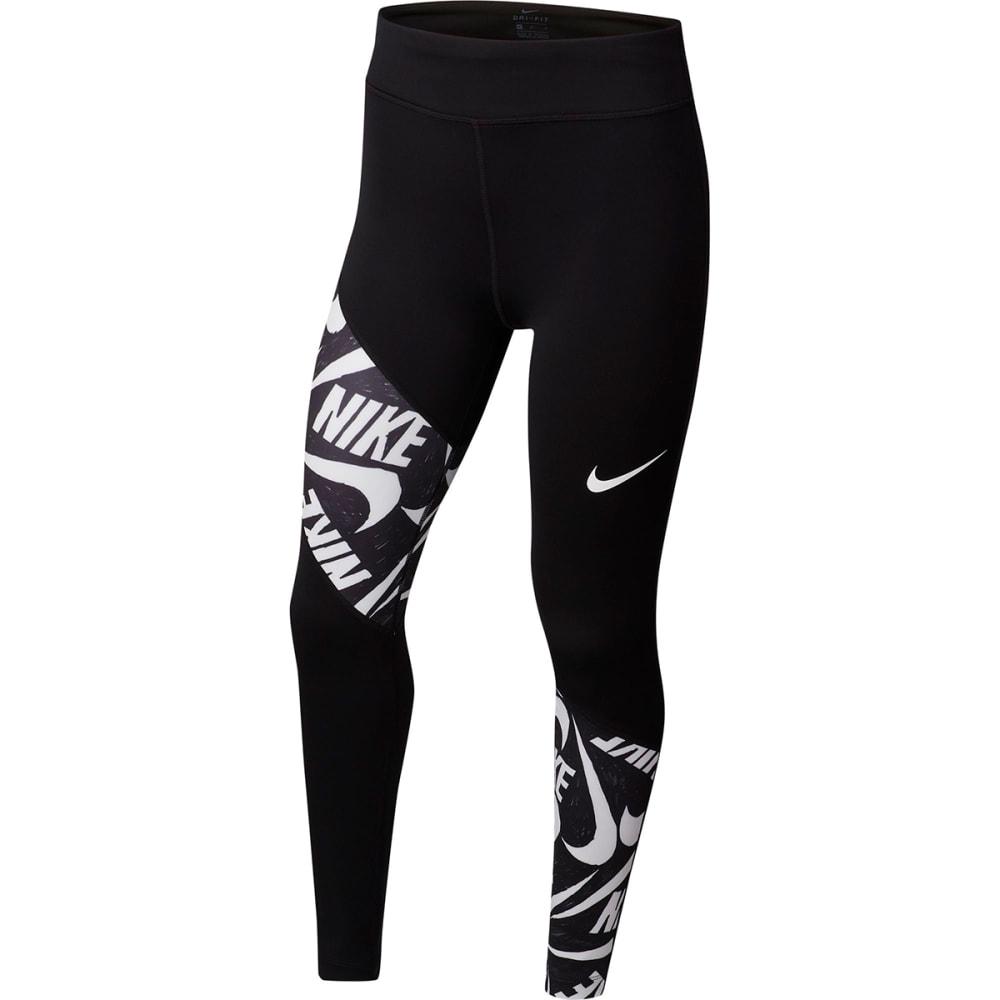 Nike Girls' 7-16 Trophy Training Tights S