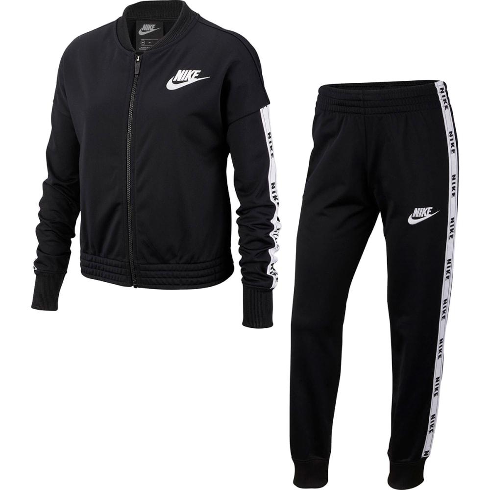 NIKE Girls' Sportswear Tracksuit S