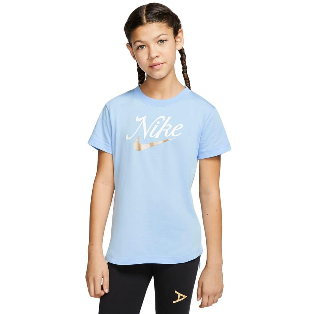 NIKE Girls' Sportswear Tee S