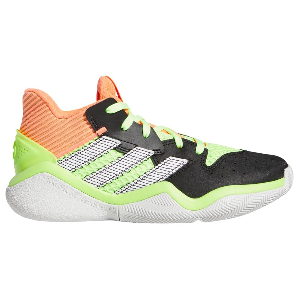 ADIDAS Boys' Harden Stepback Basketball Shoes 4