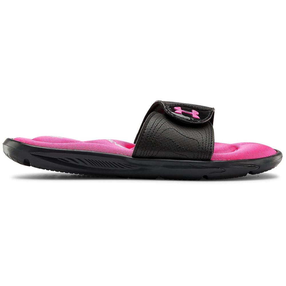 UNDER ARMOUR Girls' Ignite IX Slide Sandals 1