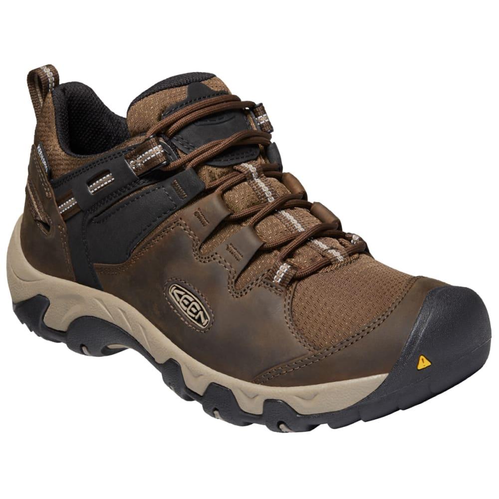 KEEN Men's Steens Waterproof Hiking Shoe 9