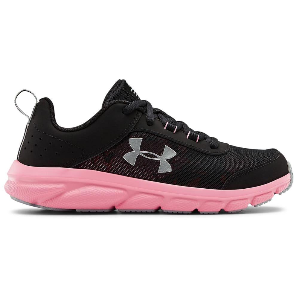 UNDER ARMOUR Big Girls' UA Assert 8 Running Shoes 3.5