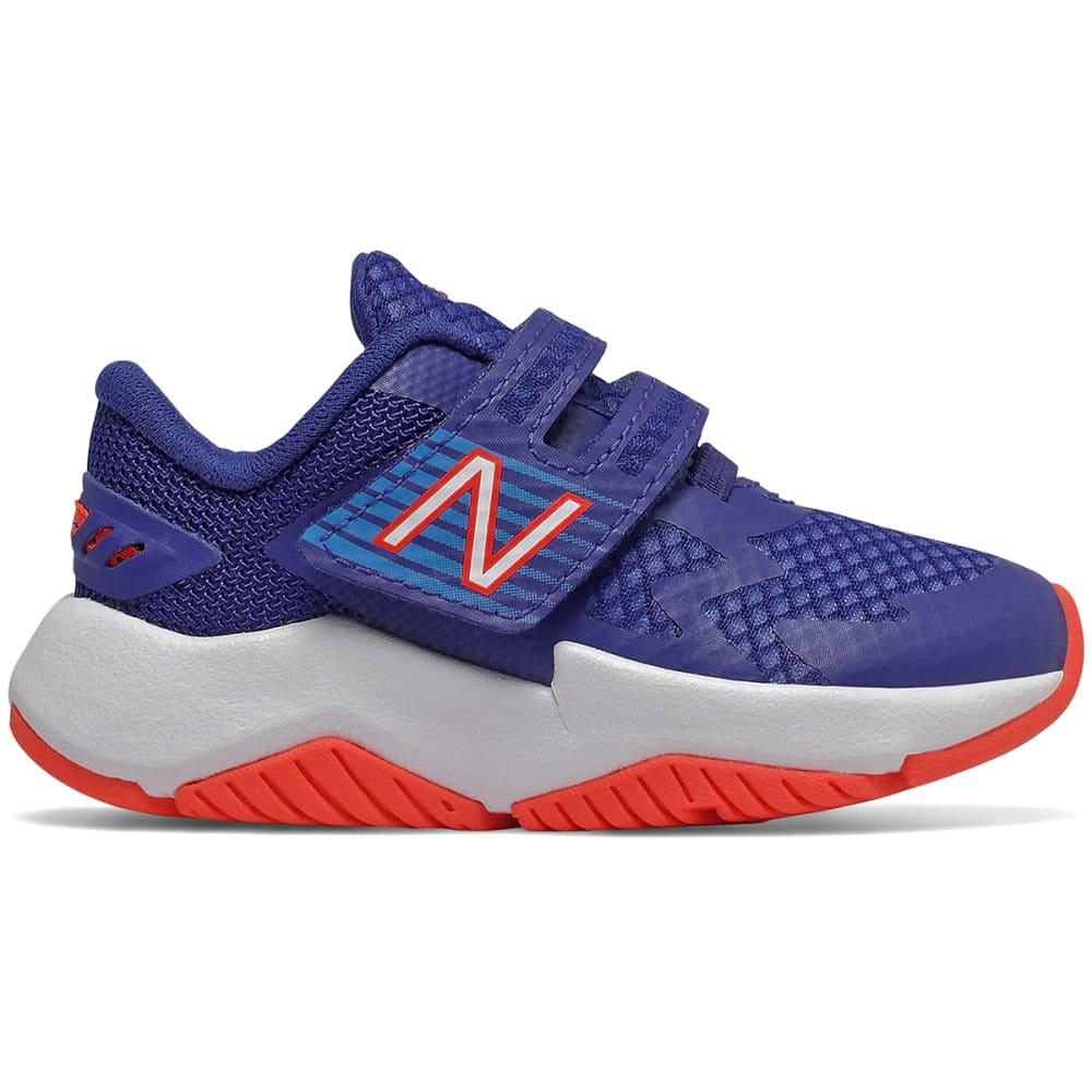 NEW BALANCE Infant/Toddler Boys' Rave Run Sneakers 5