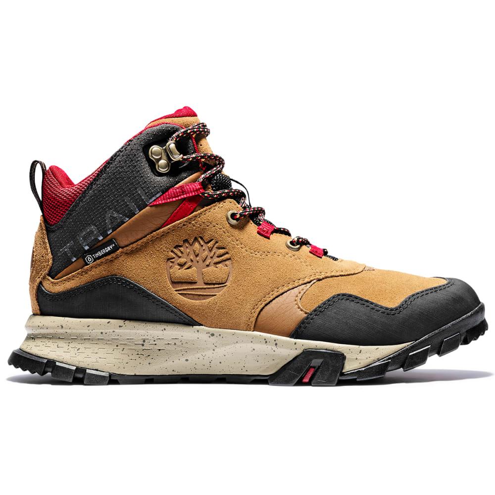 TIMBERLAND Men's Garrison Trail Mid Waterproof Hiking Shoes 8