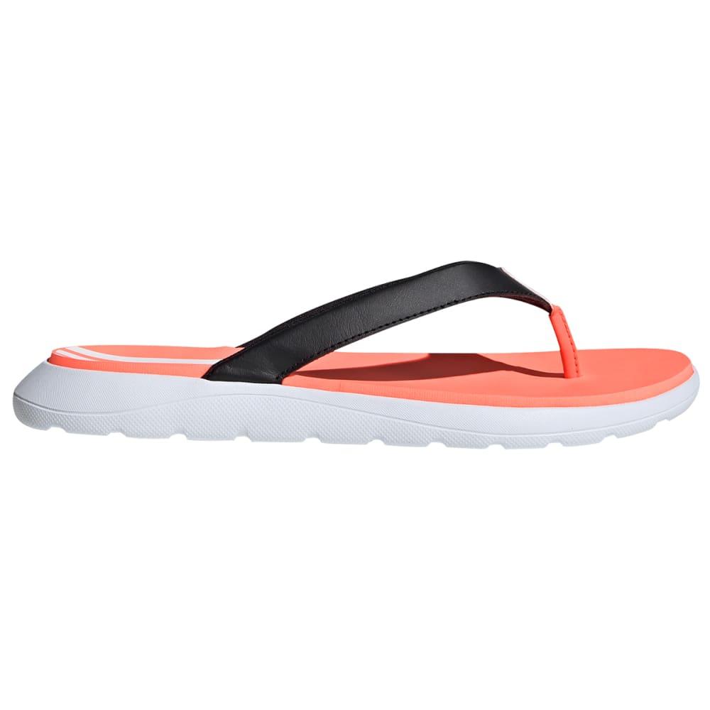 ADIDAS Women's Comfort Flip Flops 6