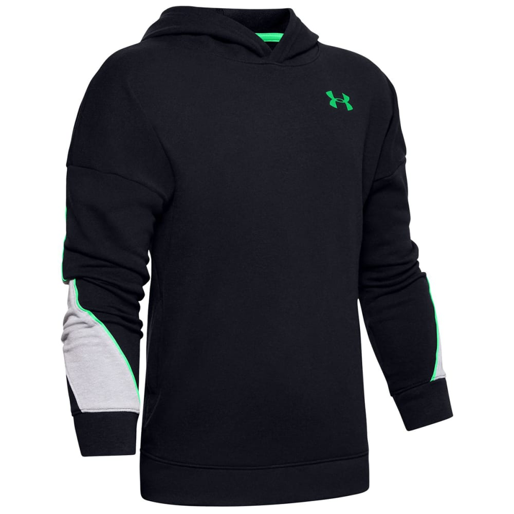 UNDER ARMOUR Boys' UA Rival Terry Hoodie S