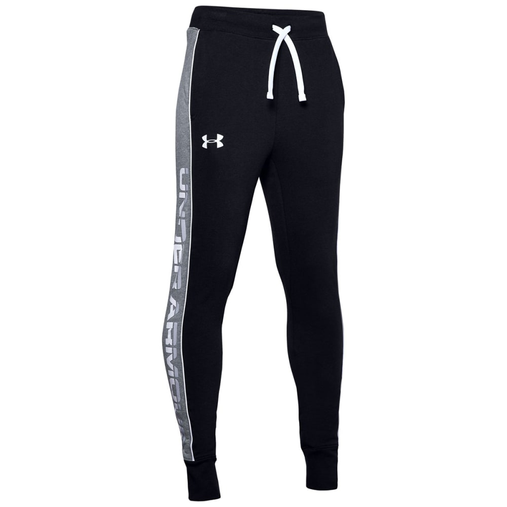 UNDER ARMOUR Boys' UA Rival Terry Sweatpants S