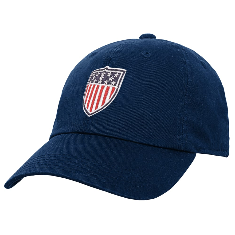 OUTERSTUFF Men's Team USA Shield Adjustable Hat ONE SIZE