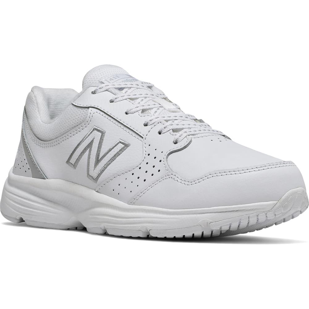 NEW BALANCE Women's 411 Walking Shoes, Wide 6.5