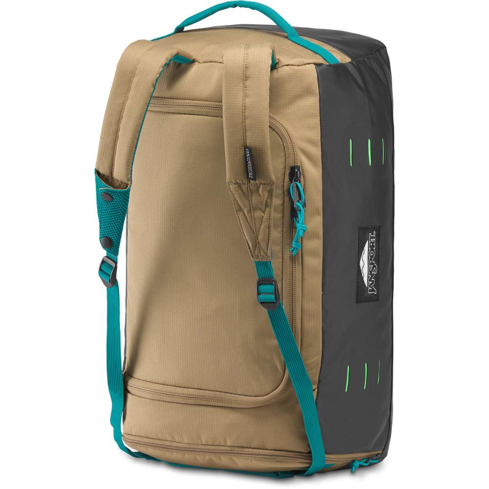 JANSPORT Good Vibes Gear Hauler 45L Duffel Bag ONE SIZE