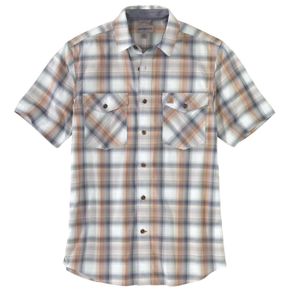 CARHARTT Men's Rugged Flex Relaxed Fit Short-Sleeve Shirt L