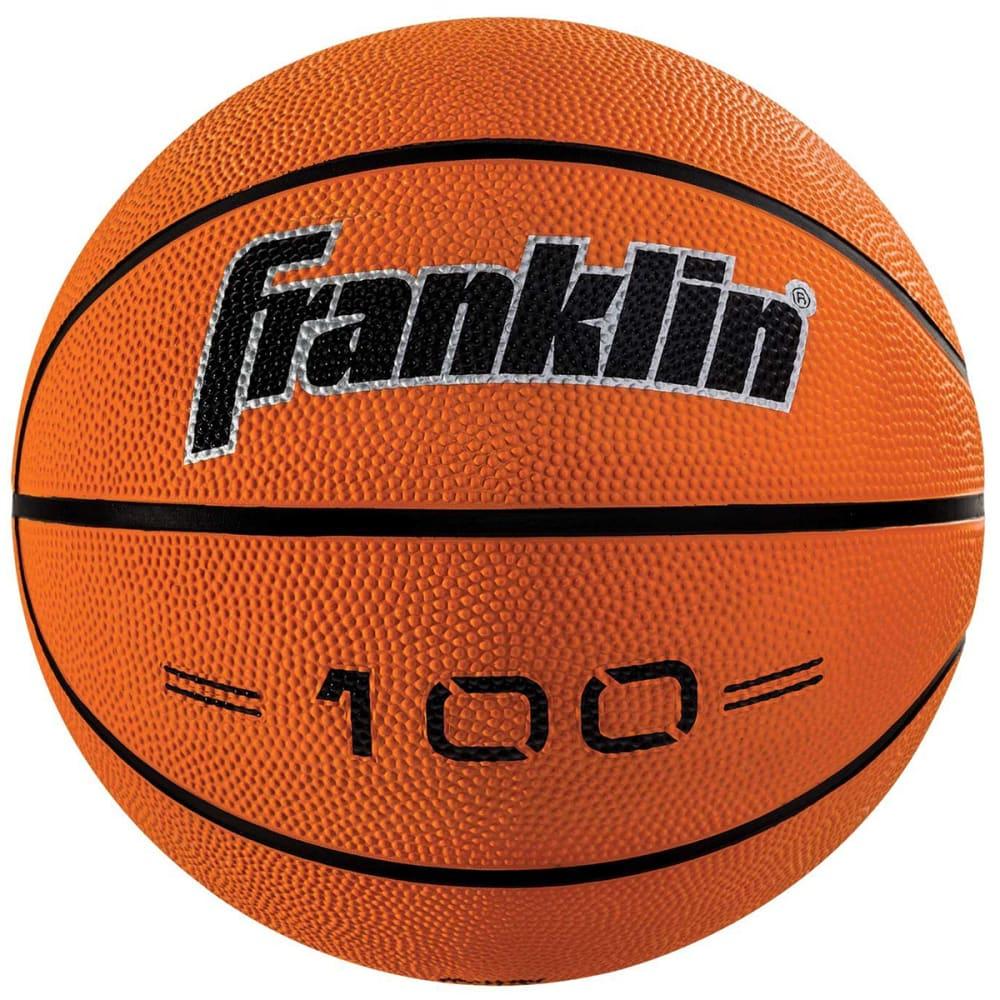 FRANKLIN 100 Series Grip Rite Rubber Basketball NO SIZE