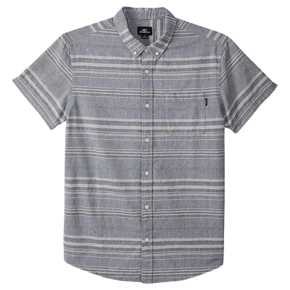 O'NEILL Men's Short-Sleeve Rivera Shirt S