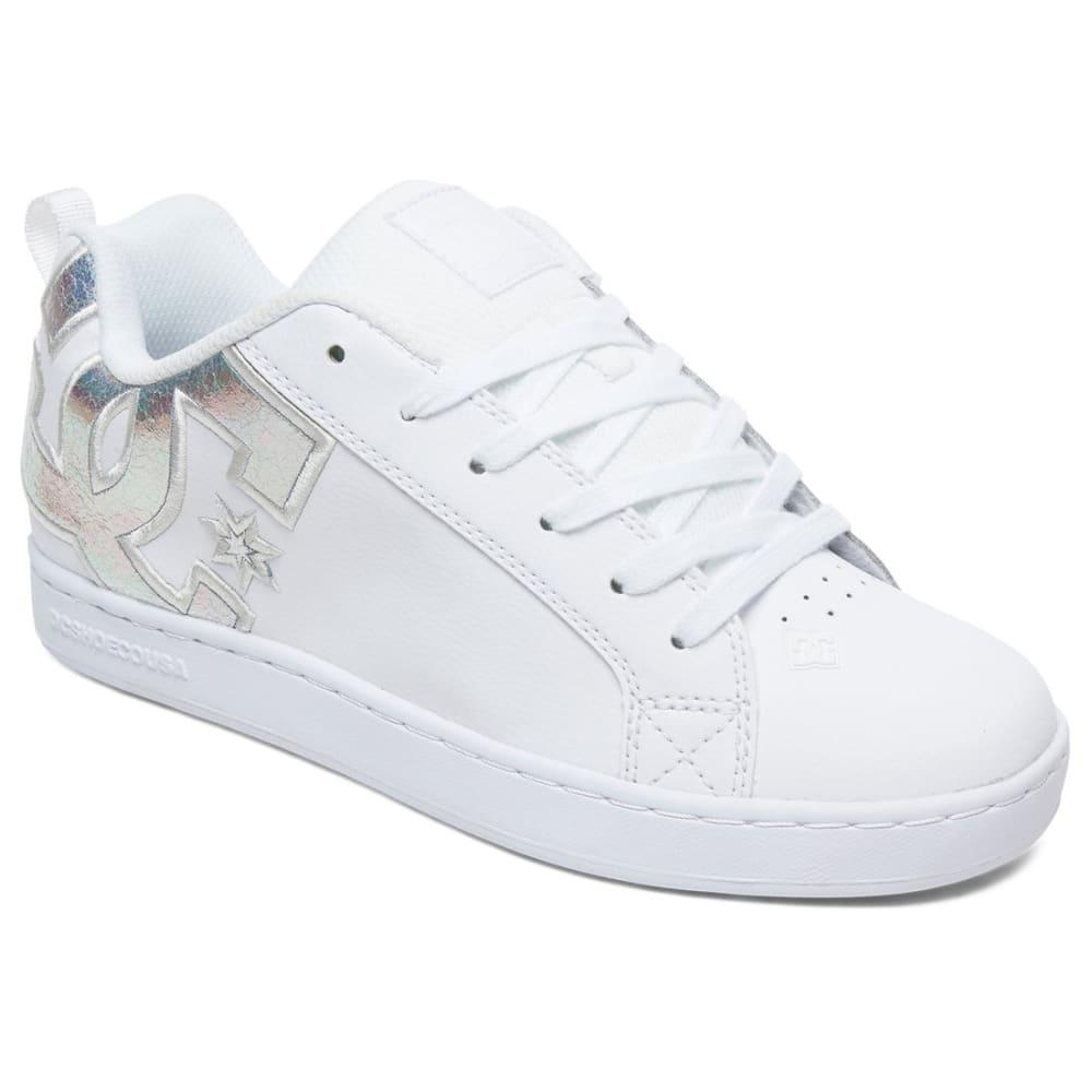 DC SHOES Women's Court Graffik Shoes 6.5