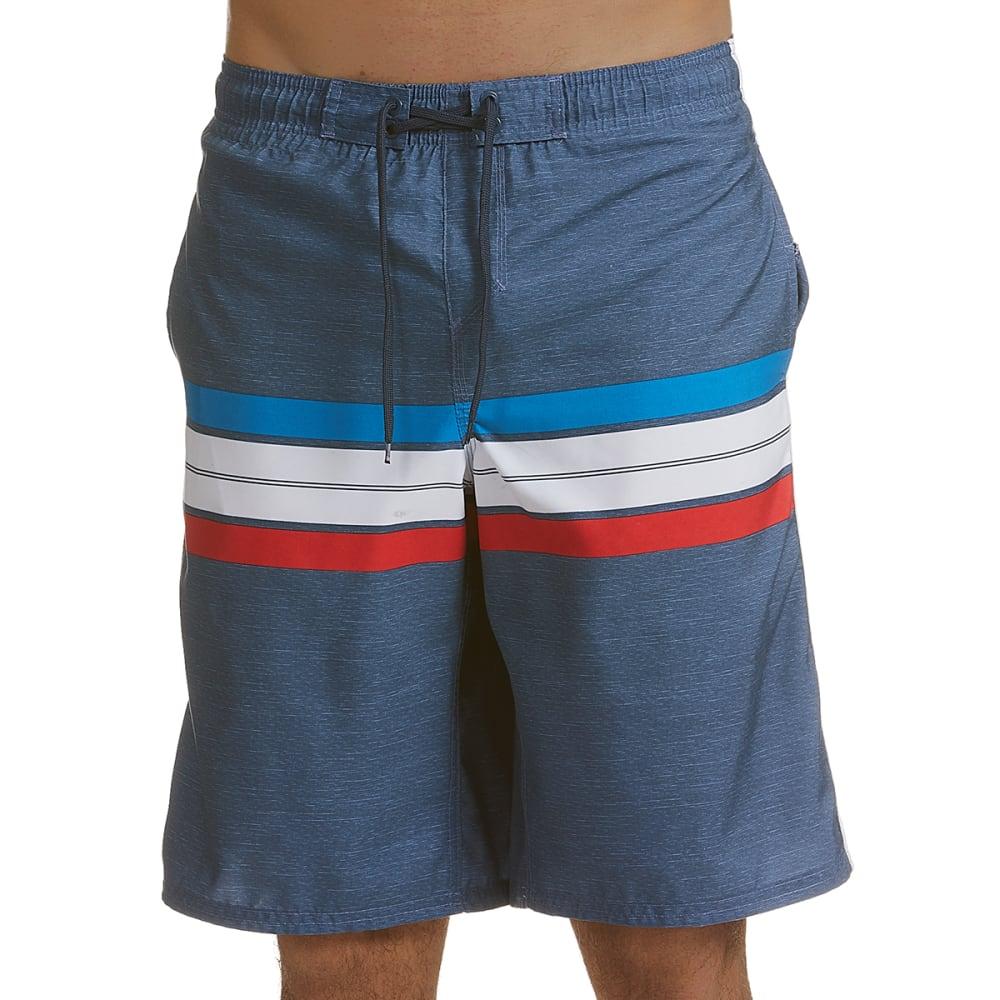 BURNSIDE Men's Speedway Swim Shorts M