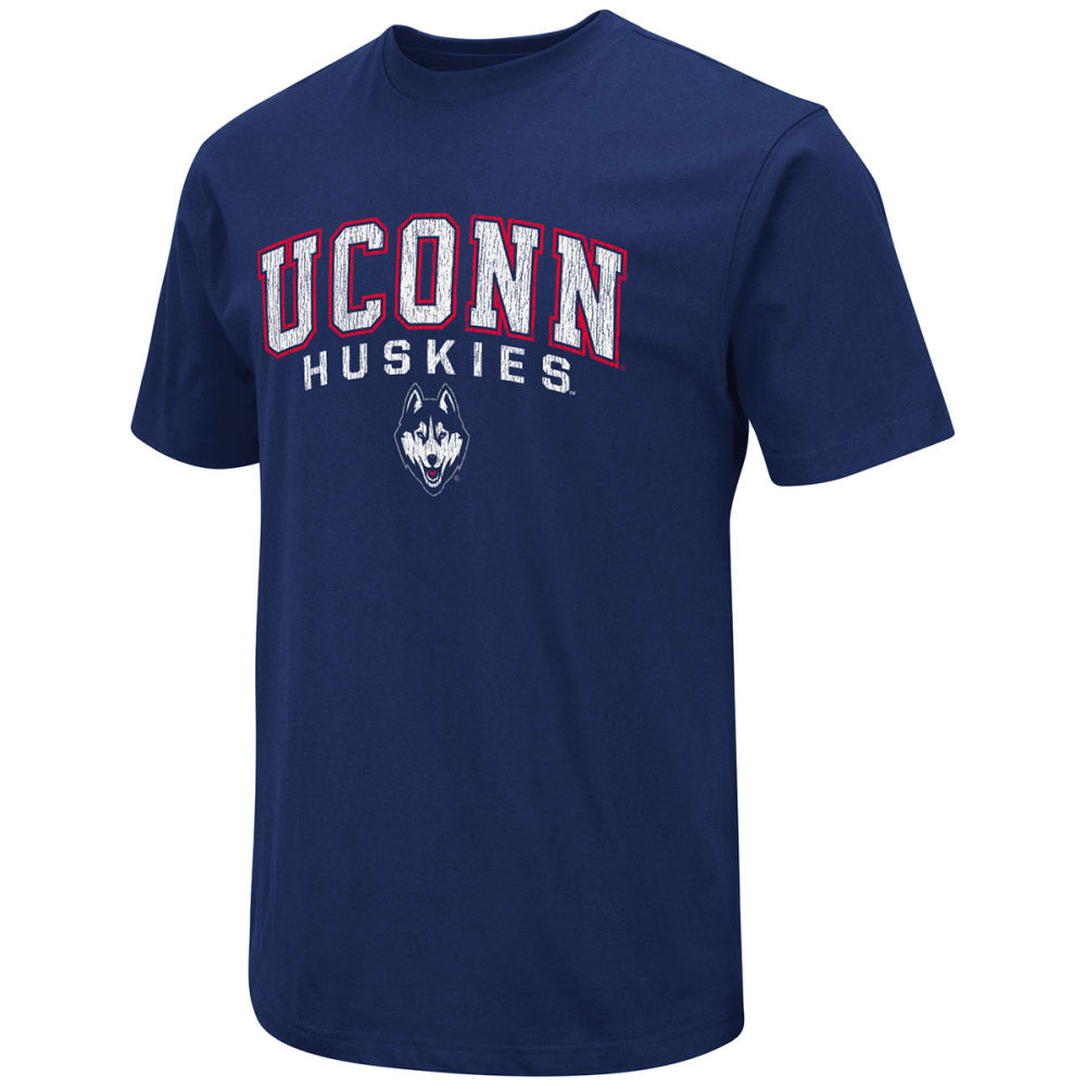 UCONN Men's Short-Sleeve Tee XL