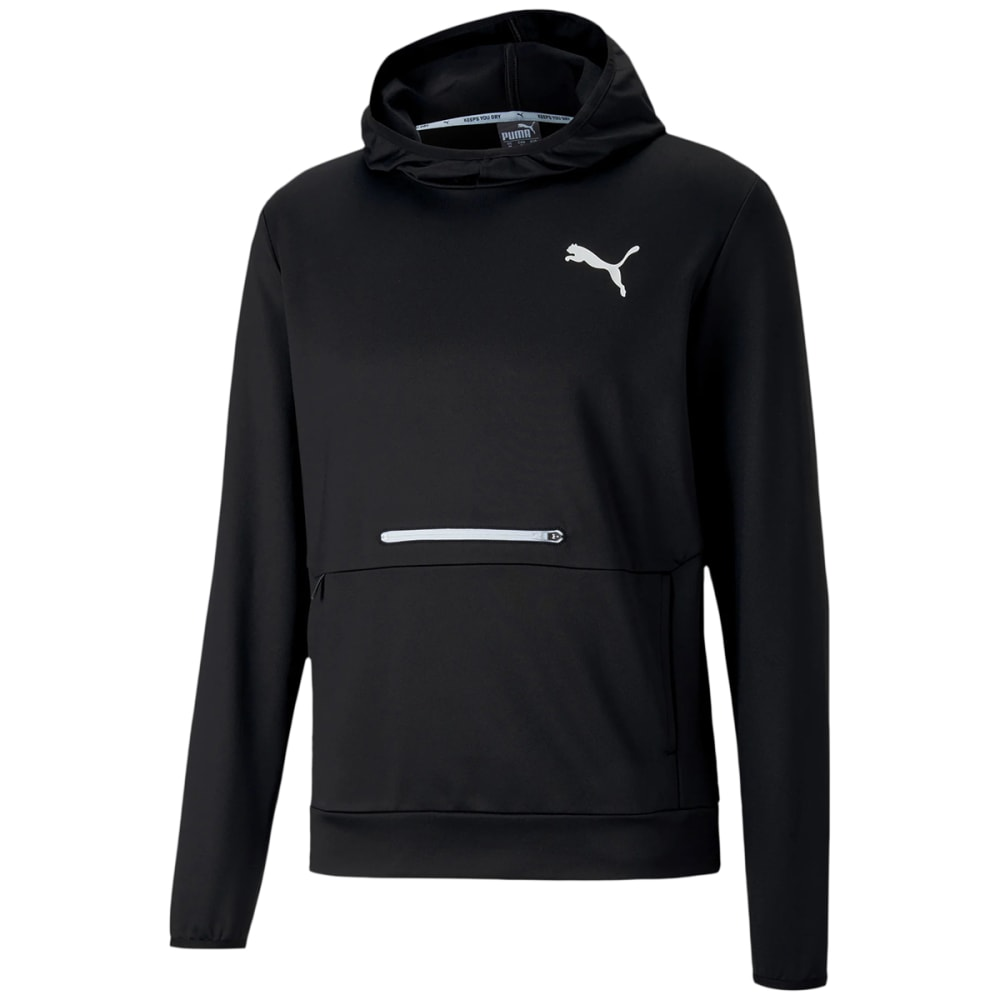 PUMA Men's Long-Sleeve Training Hoodie L