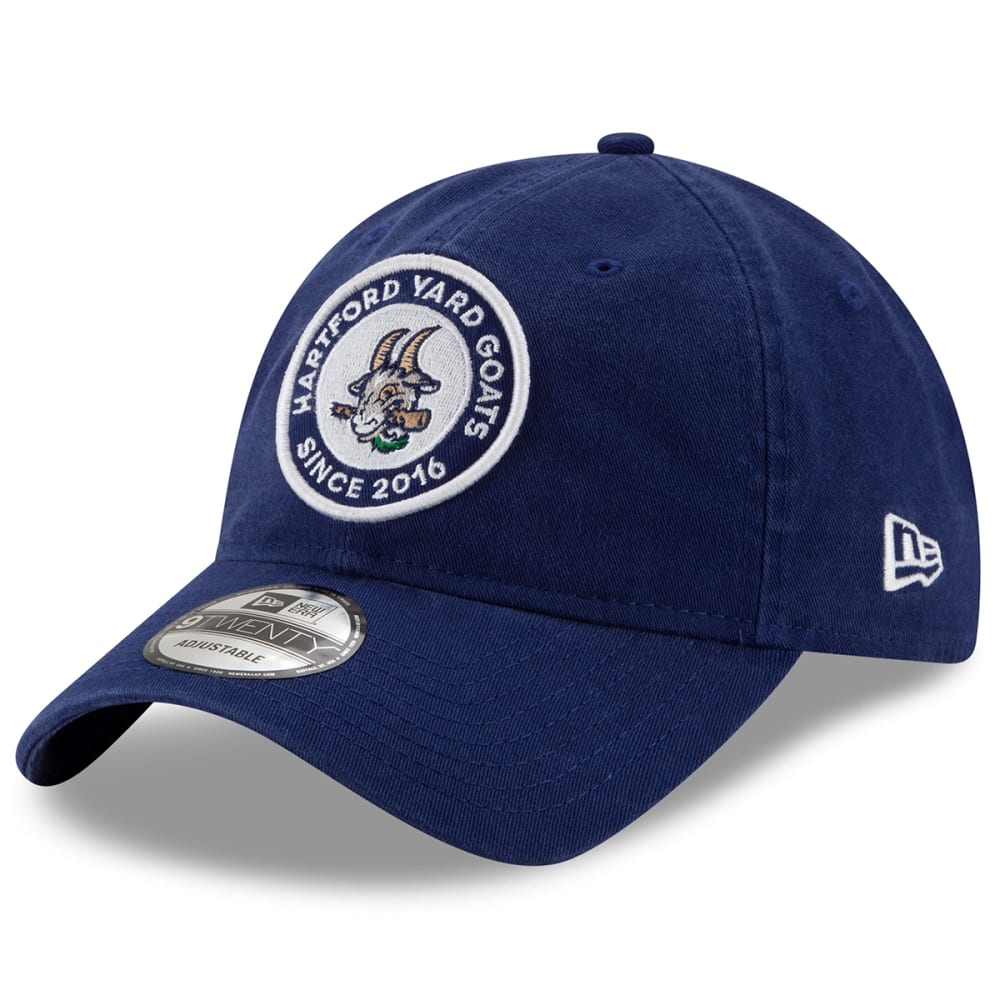 HARTFORD YARD GOATS Men's Adjustable Circle Logo Cap ONE SIZE
