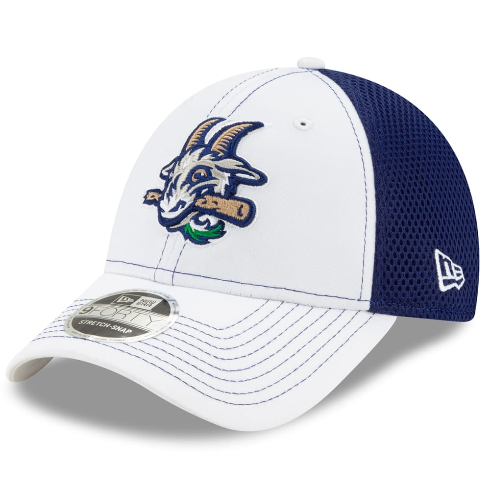 HARTFORD YARD GOATS Men's Two-Tone Adjustable Snapback Hat ONE SIZE