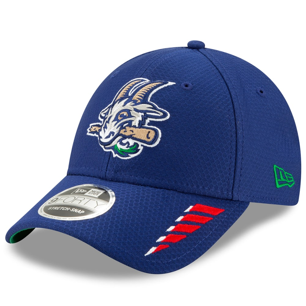 HARTFORD YARD GOATS Men's Adjustable Stretch Snapback Hat ONE SIZE