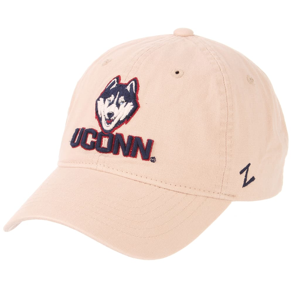 UCONN Men's Zephyr Scholarship Adjustable Hat ONE SIZE