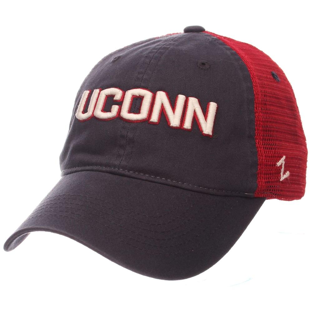UCONN Men's Zephyr University Adjustable Hat ONE SIZE