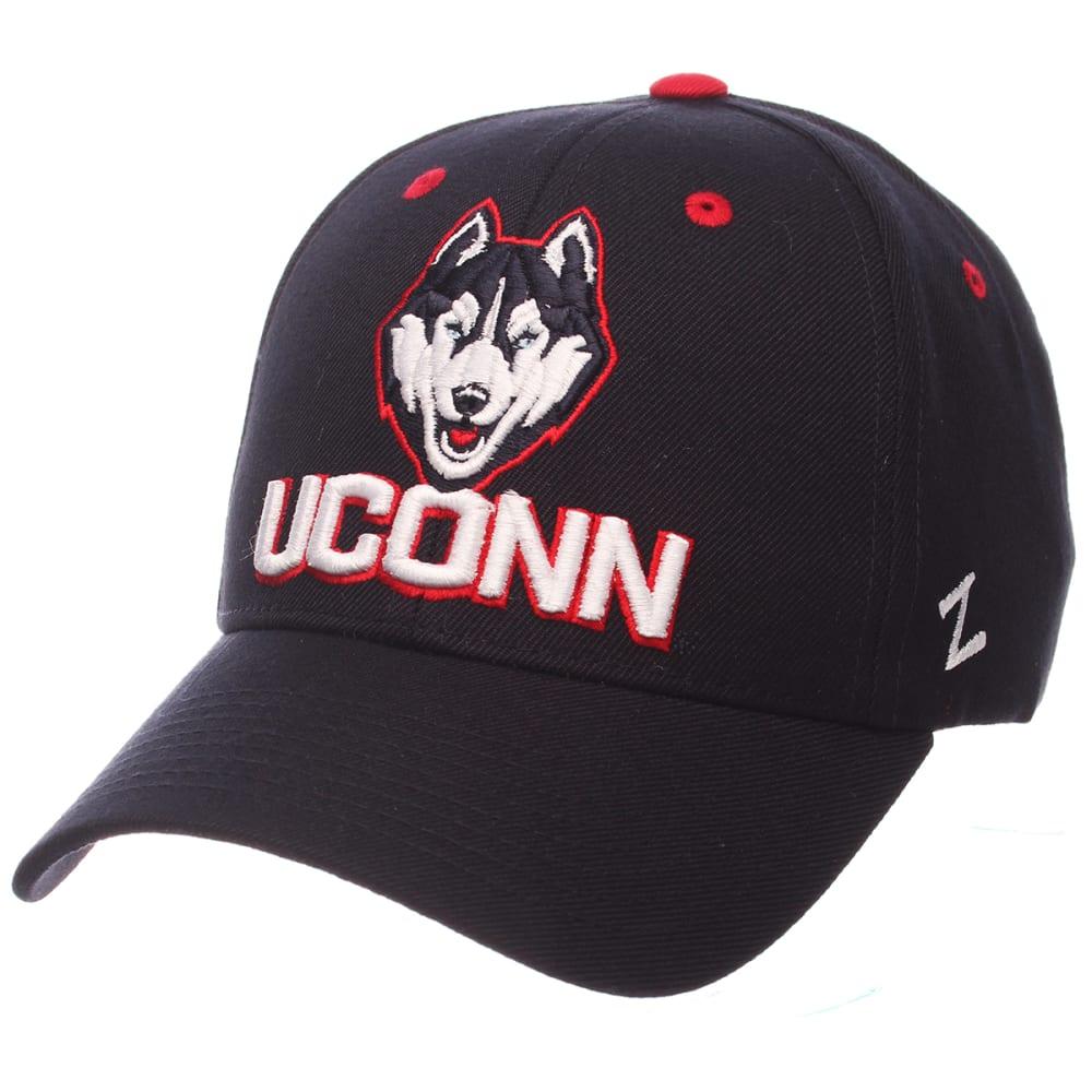 UCONN Men's Zephyr Competitor Adjustable Hat ONE SIZE