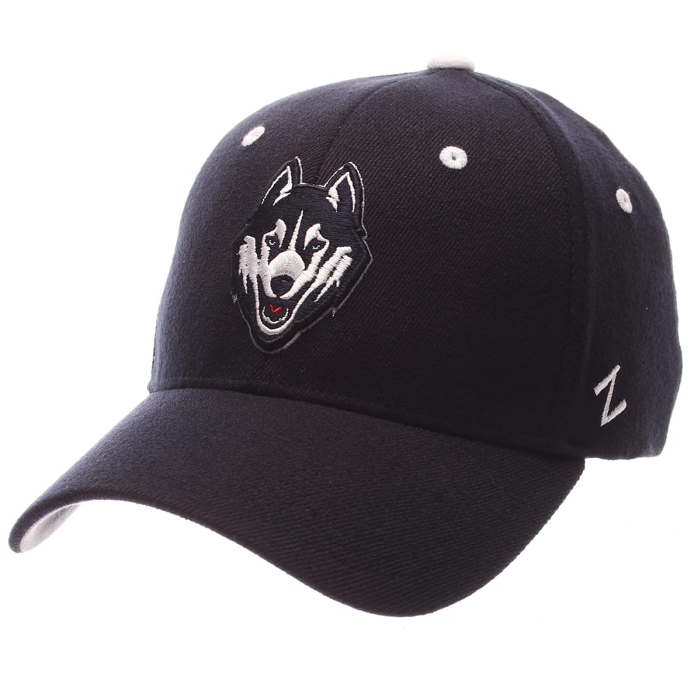 UCONN Men's Zephyr ZHS Fitted Hat XS