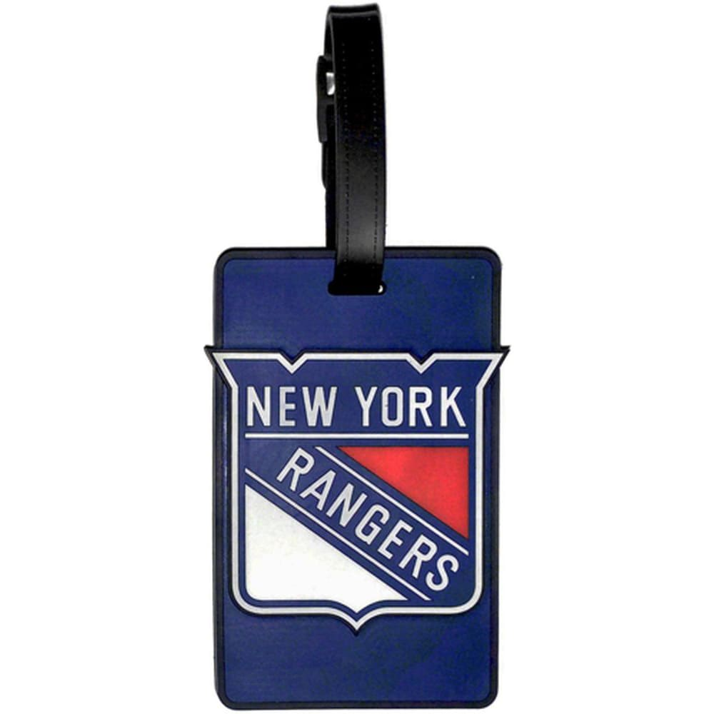 NEW YORK RANGERS Logo Luggage Tag NO SIZE