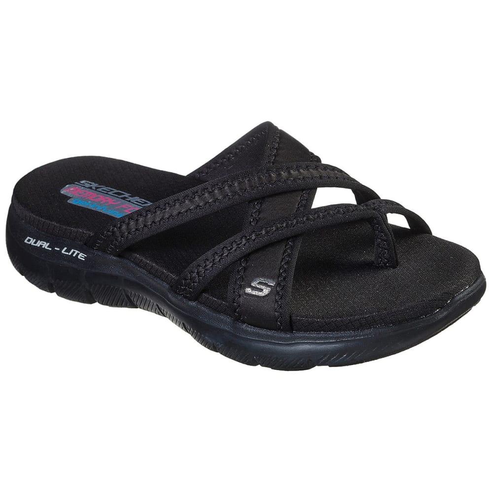 SKECHERS Women's Flex Appeal 2.0 - Start Up Sandal 6