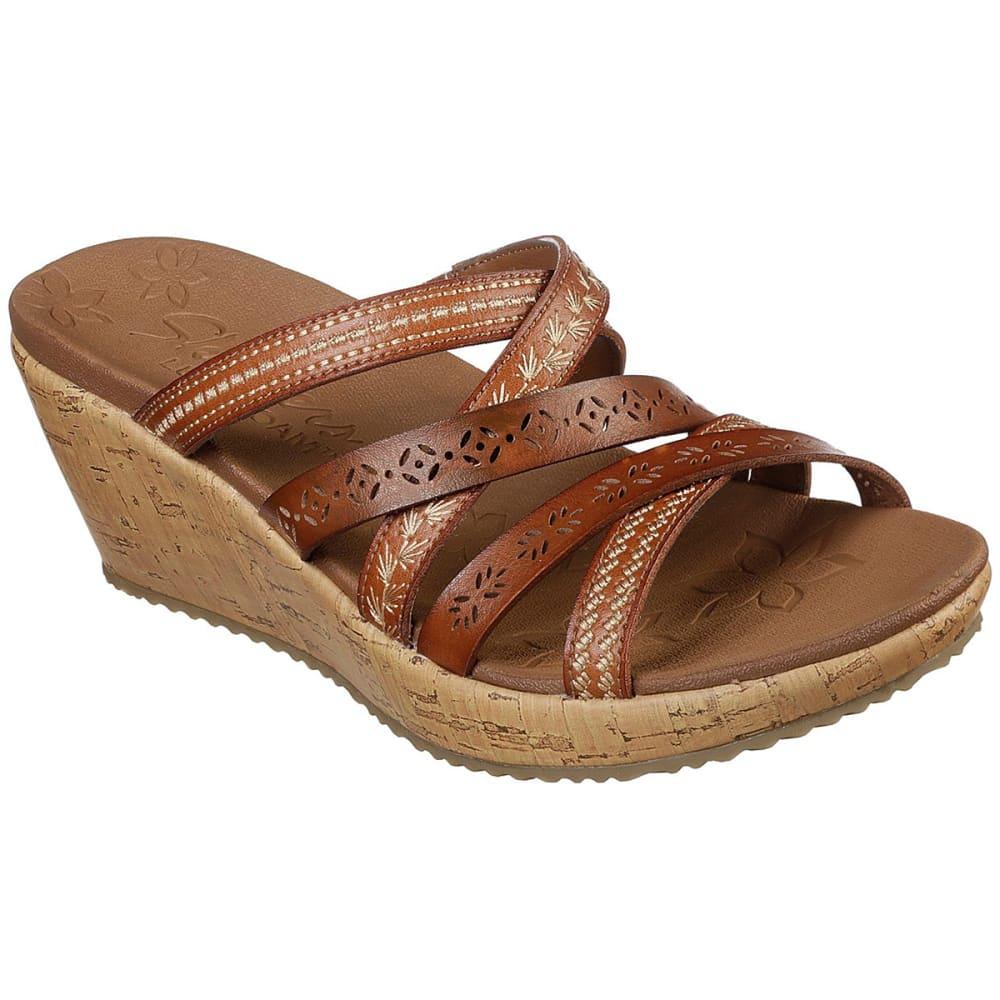 SKECHERS Women's Tiger Posse Slide-On Sandals 9