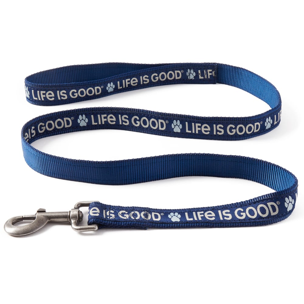 LIFE IS GOOD Dog Leash NO SIZE
