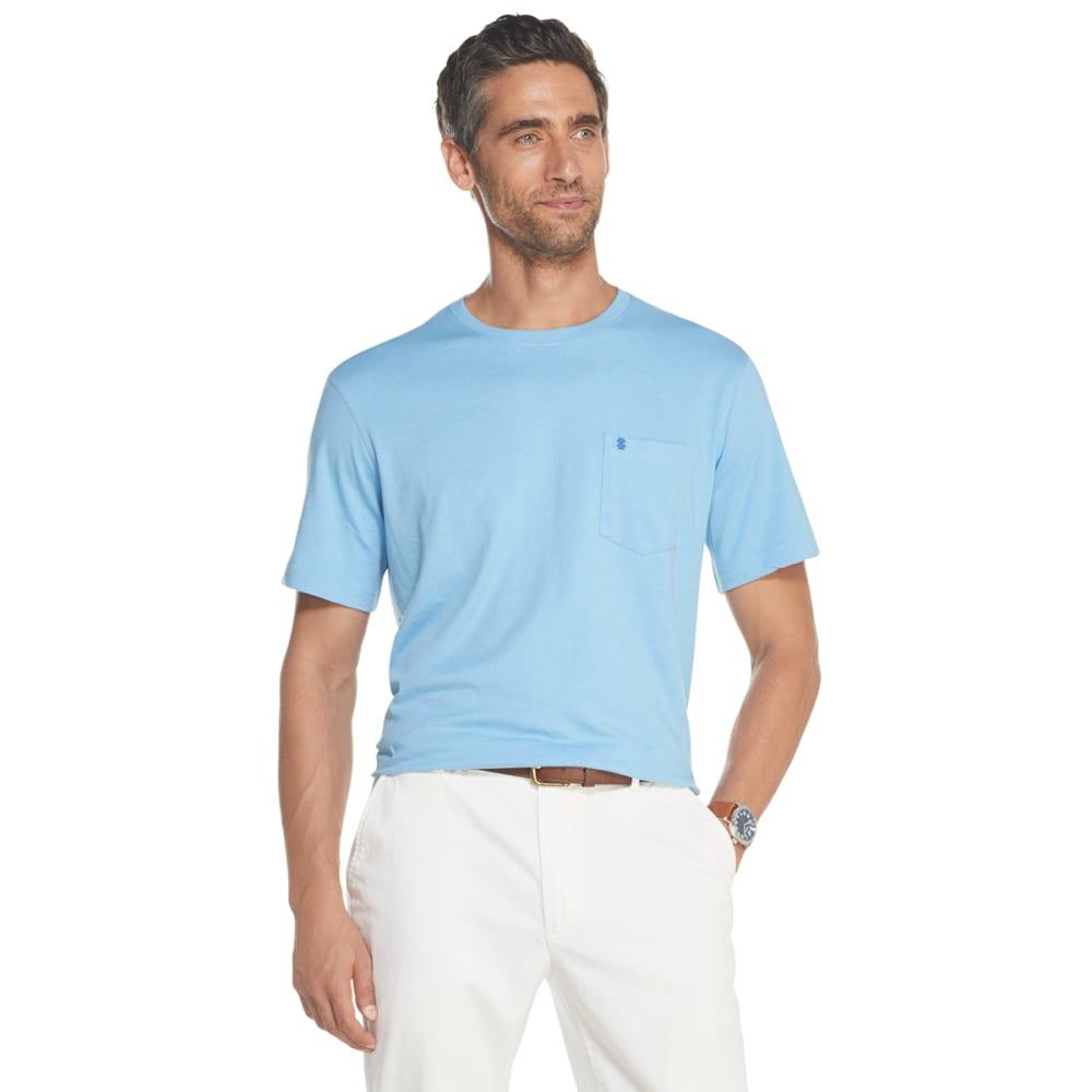 IZOD Men's Saltwater Short-Sleeve Basic Tee M