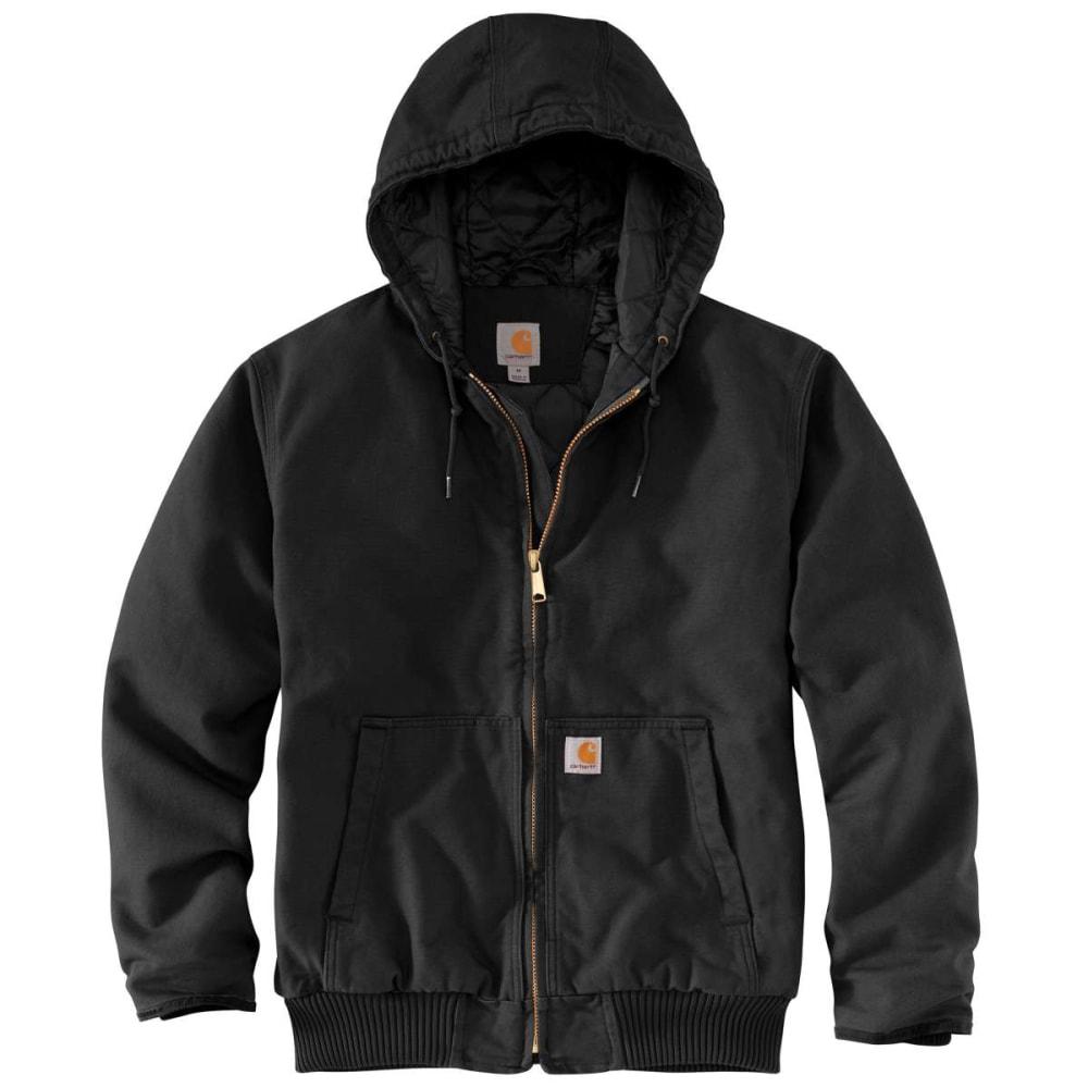 CARHARTT Men's Duck Quilt-Lined Jacket M