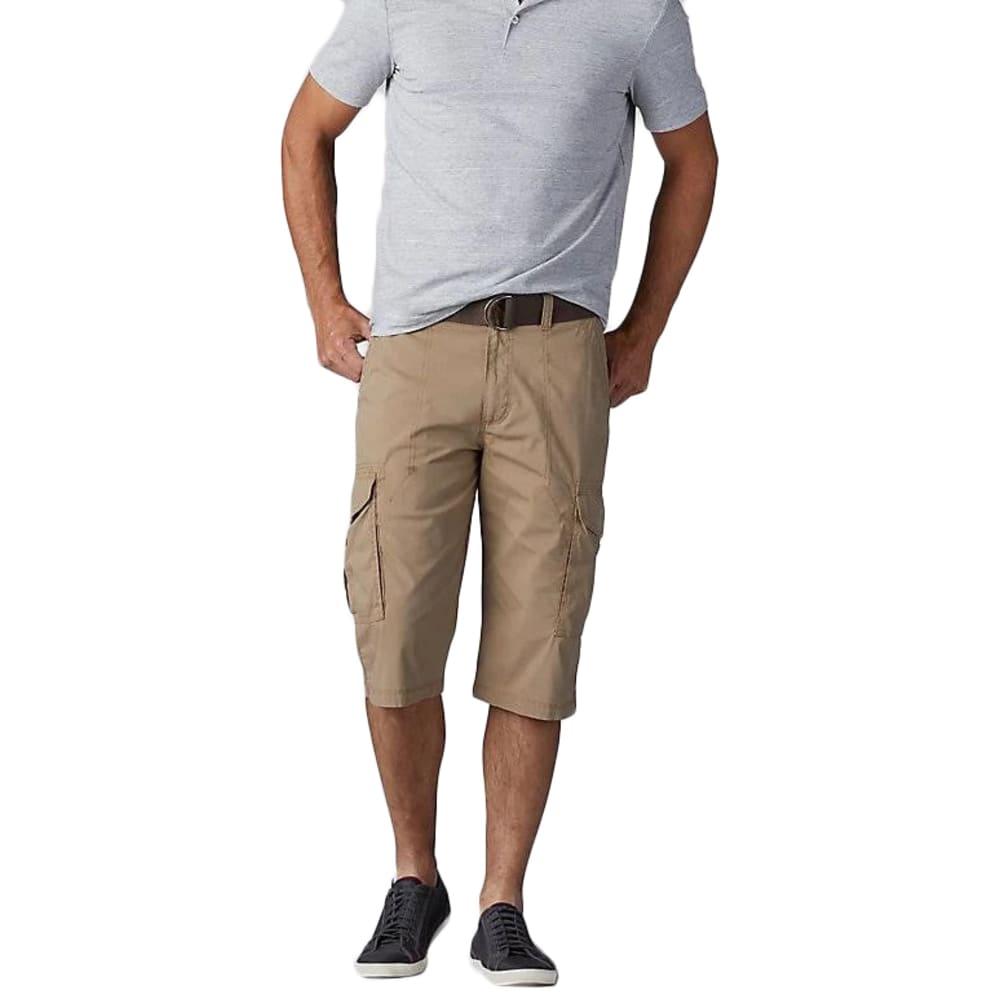 LEE Men's Sur Belted Cargo Shorts 30