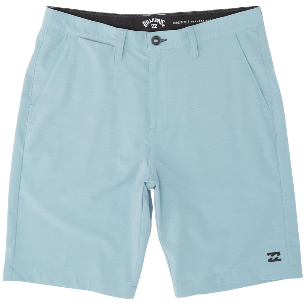 BILLABONG Men's Crossfire Slub Shorts 30