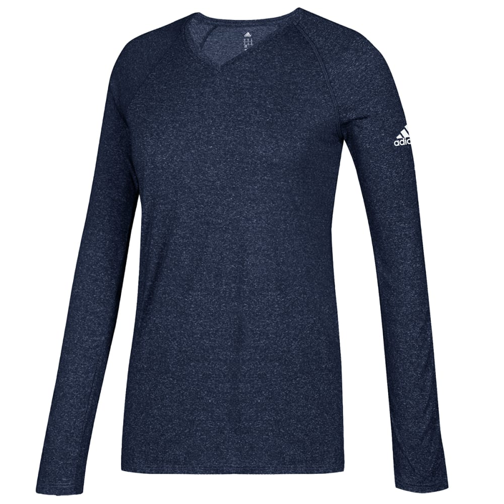 ADIDAS Women's Long-Sleeve Climate Tee S