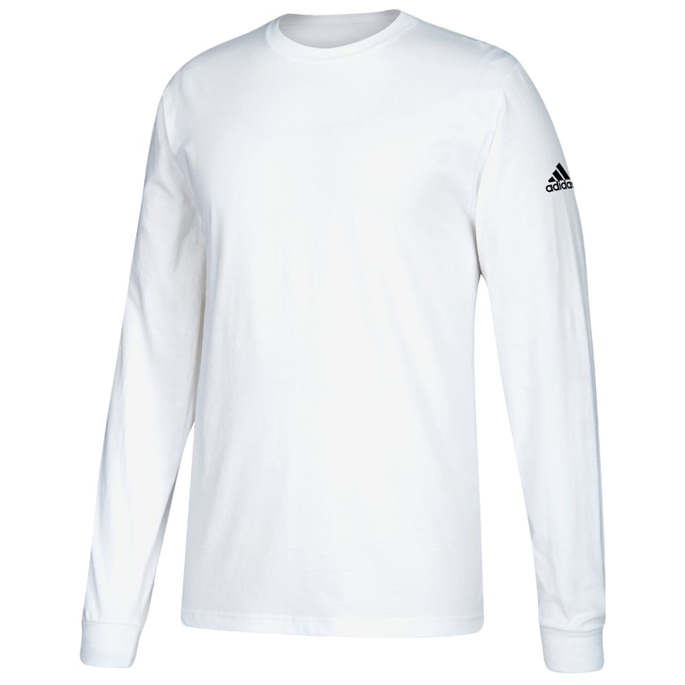 ADIDAS Men's Performance Long-Sleeve Tee XS